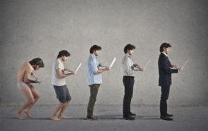 Darwin után szabadon, avagy mit jelent az evolúció az üzleti életben?