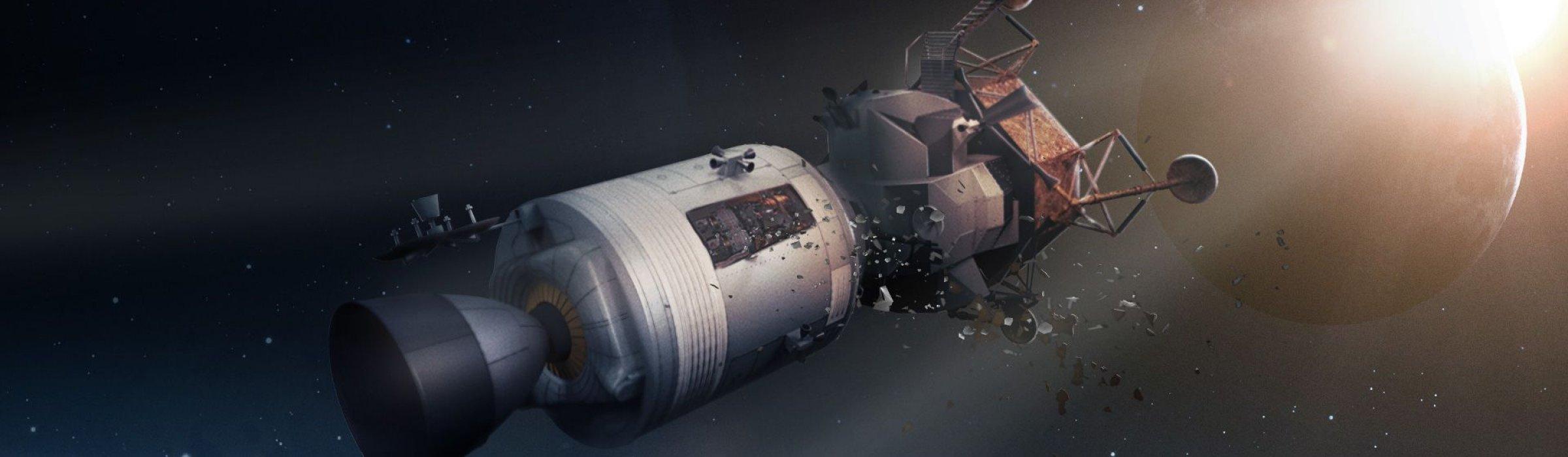 Apollo 13™  ITSM szimuláció