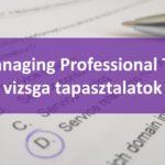ITIL®4 Managing Professional Transition vizsga tapasztalatok