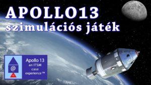 Apollo 13™ ITSM szimuláció – bemutató