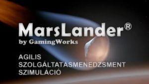 MarsLander szimuláció – GamingWorks – feliratos